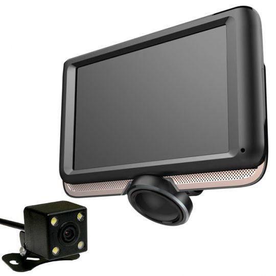 360度全方位ドライブレコーダー MT-DR08K